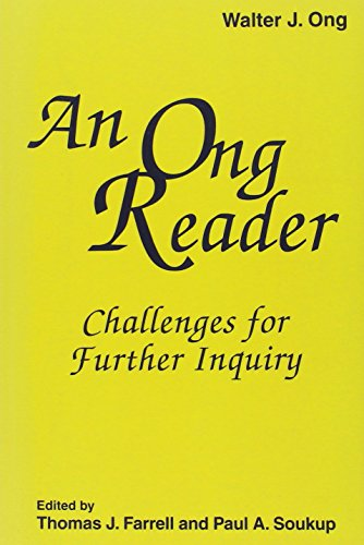 An Ong Reader: Challenges for Further Inquiry (Hampton Press Communication)