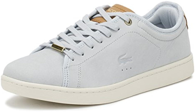 Mr.   Ms. Lacoste Carnaby Evo Donna Donna Donna scarpe da ginnastica Blu Nuovo design diverso Qualità stabile Prezzo preferenziale | Stravagante  | Uomini/Donne Scarpa  cc151d