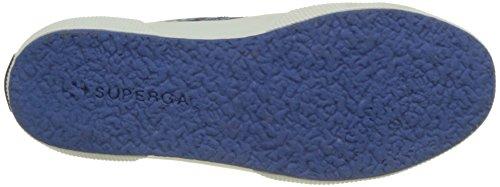 Superga Unisex-Erwachsene 2750 Fabriclibertyw Sneaker Blau (meadow Blue Fuxia)