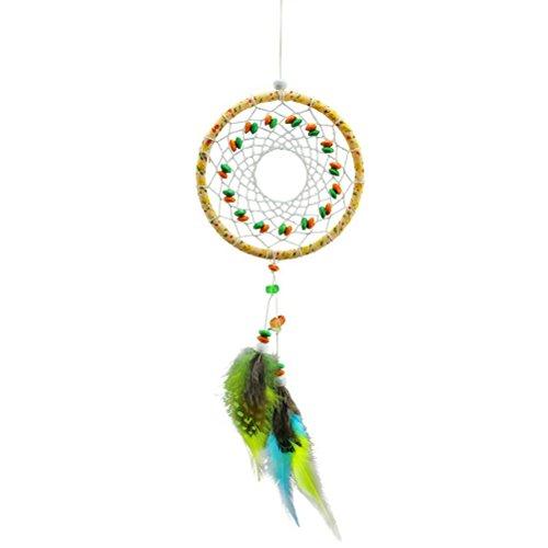 OULII Handmade Dream Catcher catena chiave addobbo di Natale decorazione