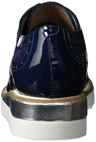Vitti Love 533-206, Brogues Femme Bleu indigo