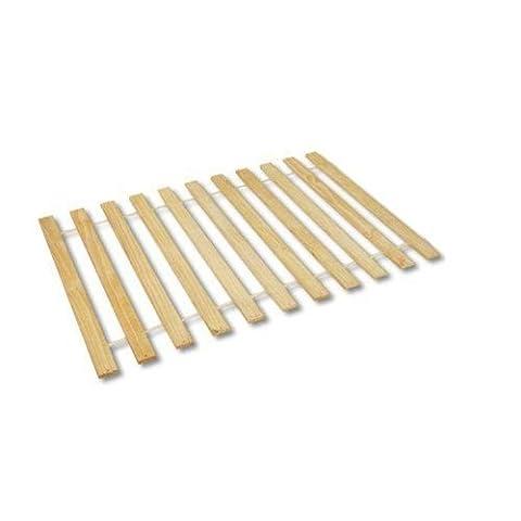 Bishops Beds Ltd Lattes en pin pour sommier de lit simple