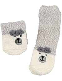Lalang Ladies Bed Lounge Slipper Socks