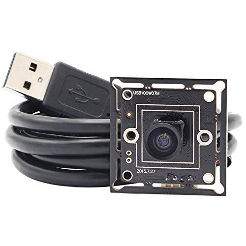 ELP Mini USB Weitwinkel Kamera Modul mit M7 Objektiv