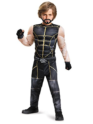 ssic Muscle Costume Small 4-6 (Wwe Halloween-kostüme Für Kinder)