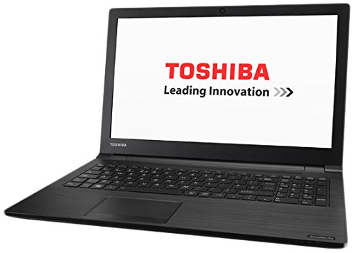 "Toshiba Satellite Pro R50-C-152 - Ordenador portátil de 15.6"" HD (Intel Core i3-6006U, 8 GB, 500 GB HDD, Intel HD Graphics 520, Windows 10 Pro) - Teclado QWERTY Español"