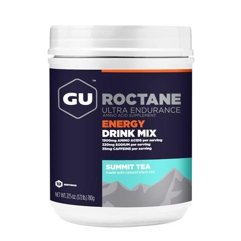 GU Energy Labs Roctane Ultra Endurance Energy Drink Mix, Summit Tea, 1.72 Pound by GU Energy Labs