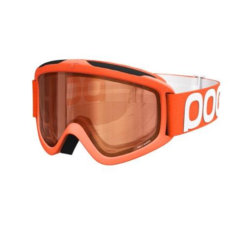 POC Unisex Erwachsene Skibrille Iris Comp, S, Zink Orange