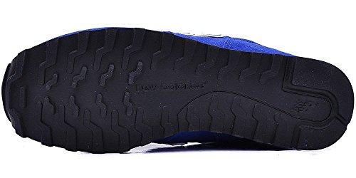 New Balance487651 50 - Sneaker Donna Blu/Verde