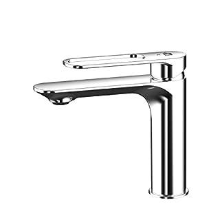 AWA - ANGO - Single lever basin mixer tap – Chrom