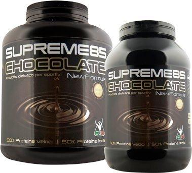 Supreme Chocolate 85 - NET - Quando una proteina tecnica è anche deliziosa (CIOCCOLATO, Formato: