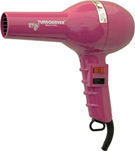 ETI Turbodryer 2000 Salon Professional Hair Dryer Fuschia