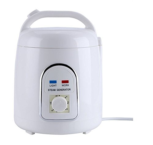Dampferzeuger für portable Dampfsauna Svedana, 1,5 Liter 850 Watt Version 2017