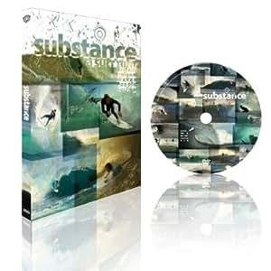 Substance British & Irish Surf DVD By Mr B Productions