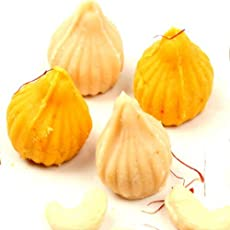 Ghasitaram Gifts Sweets Ganesha Chaturthi Gifts Modaks Kaju Mawa Mix Modaks 400 gms