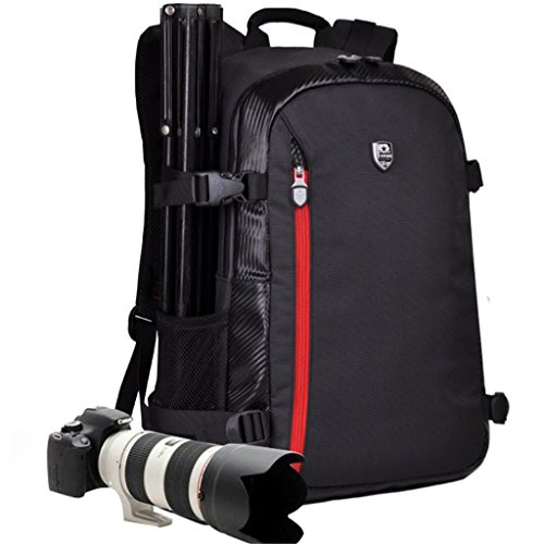 Waterproof Camera Backpack: Amazon.co.uk