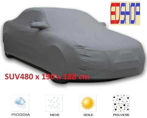 Telo pesante antigraffio per auto120 gr impermeabile antighiaccio copriauto suv