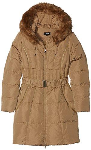 Mexx Women Jacket, Giacca Donna, Marrone (Otter 140), X-Large (Taglia produttore: 42-XL)