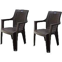 Nilkamal Mistique Premium Chair pack of 2