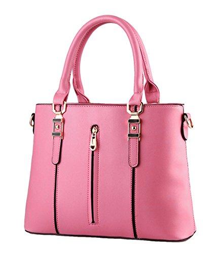 Pu Cool Damen Handtaschen, Hobo-Bags, Schultertaschen, Beutel, Beuteltaschen, Trend-Bags, Velours, Veloursleder, Wildleder, Tasche Gelb Keshi