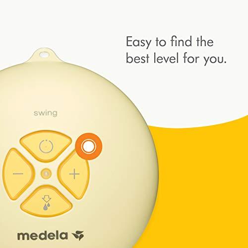 Elektrische Milchpumpe Medela Swing mit 2-Phase-Expression! - 3