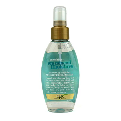 Organix Mineral mer humidité Shimmering régénérateur 120 ml
