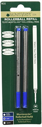 montblanc-compatible-medium-rollerball-refill-by-monteverde-blue-pack-of-2
