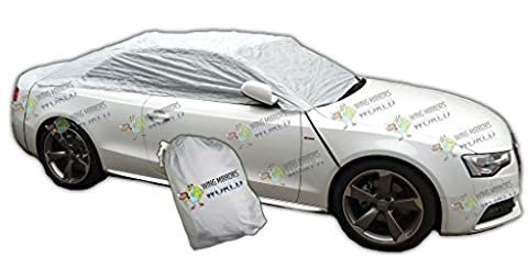 ALFA ROMEO SPIDER Water Resistant Frost Ice Winter Dust Protection Car Top Cover