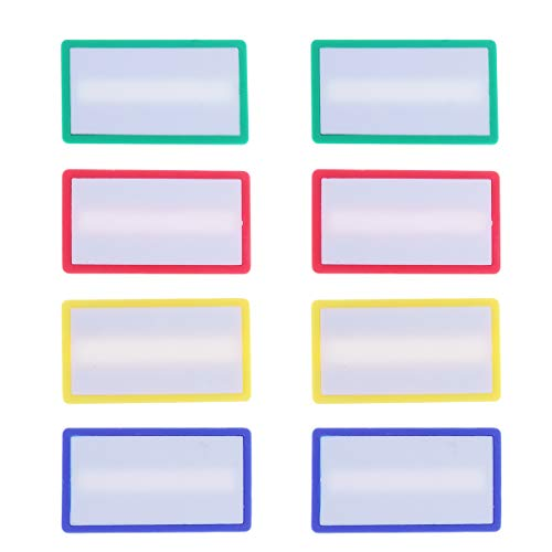 NUOBESTY Etiqueta tabla programación Hebilla magnética