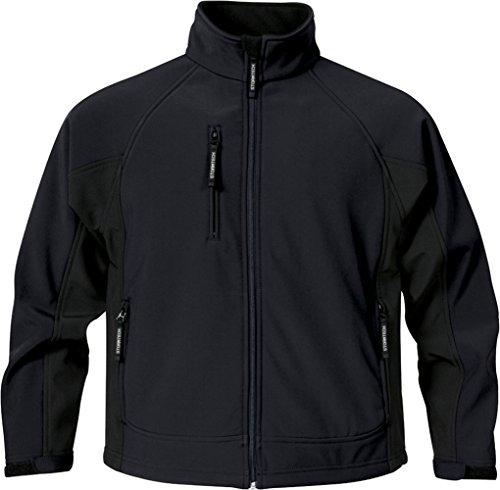 Xx Bonded Fleece (New Stormtech Herren Bonded Jacke Stehkragen Mid Länge Herren Fleece, Schwarz XX-Large)
