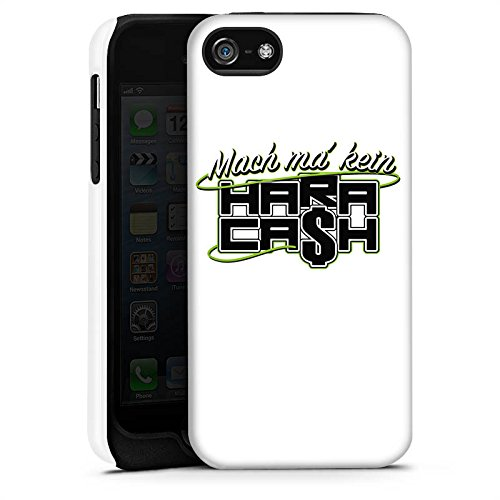 Apple iPhone X Silikon Hülle Case Schutzhülle Elotrix Fanartikel Merchandise Hara Cash Tough Case matt