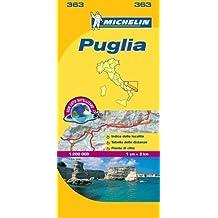 Puglia Map 363