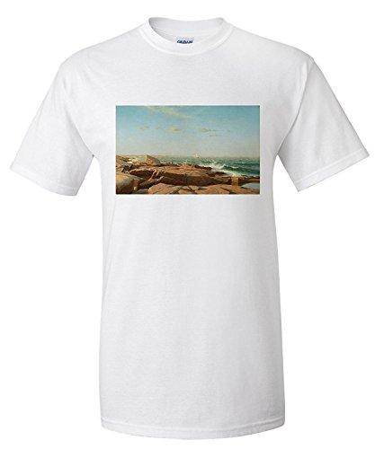 narragansett-bay-masterpiece-classic-artist-william-stanley-haseltine-c-1864-premium-t-shirt
