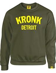 Tinc Kronk boxe Detroit Hearns reproduction Boxing photo Klitschko-Sweat-Homme