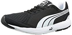 Puma Men's Descendant v1.5 Running Shoes, Black (black-white 03) 42 EU