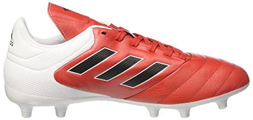adidas Herren Copa 17.3 Fg Fußballschuhe Rot (Red/core Black/ftwr White)