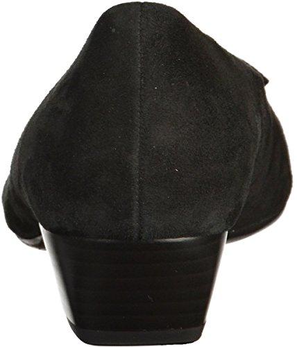 Gabor Basic, Escarpins Femme Noir (Schwarz)