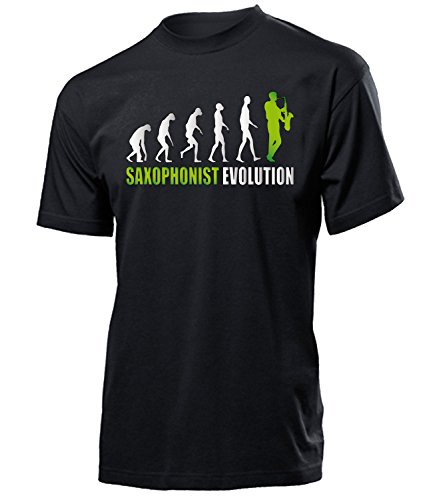 SAXOPHONIST EVOLUTION 4582(H-SW-Weiss-Grün) Gr. S