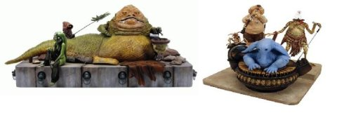 Jabba the Hutt Statue for sale  Delivered anywhere in UK