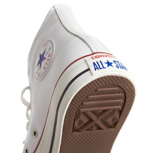 Converse  Ct Core Lea Hi,  Sneaker unisex adulto Bianco(Blanc)