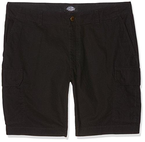Dickies Herren Shorts New York Short Schwarz (Black)