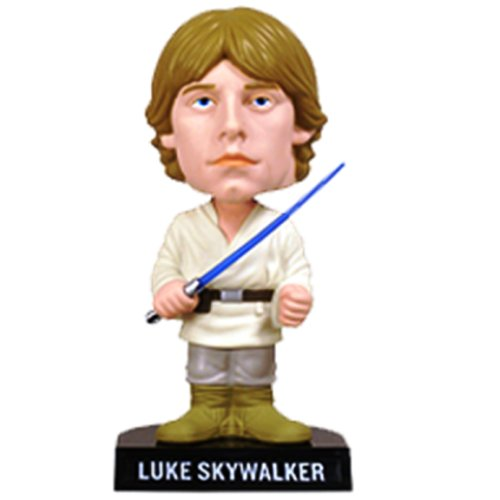 Star Wars Luke Skywalker Wackelkopffigur (Star Wars Wackelkopffigur)