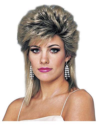 Horror-Shop 80er Jahre Frauenperücke