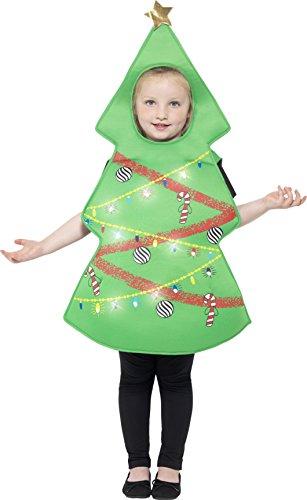 Imagen de smiffy 's–disfraz de árbol de navidad de los niños 21790ml l  alternativa