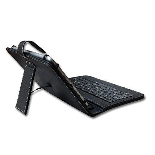 tastiera per tablet 10 pollici Cheap tastiera universale in pelle PU case per 9 inch-10.1inch 22