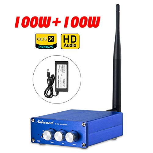Nobsound NS-15G PRO CSR8675 Bluetooth 5.0 HiFi APTX-HD