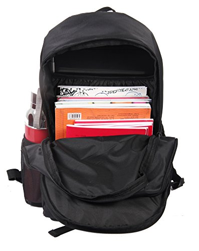 POLESTAR Amaze 30 LTR Black Casual/Travel Backpack with Laptop Compartment Image 7