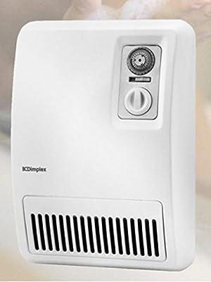 Dimplex Badheizer, Badschbellheizer Gebläse EF 10/20 TID Thermostat 24h Zeitschaltuhr von Dimplex auf Heizstrahler Onlineshop