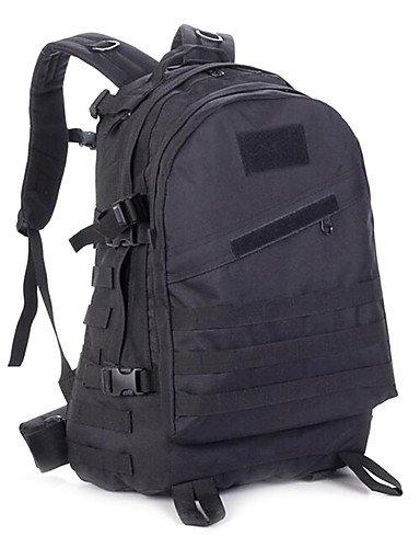 ZQ 6 L Rucksack Camping & Wandern Draußen Multifunktions Schwarz / Braun Nylon Other Black