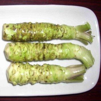 100pcs Wasabi Graines de raifort japonais semences bricolage jardin Bonsai légumes Graines